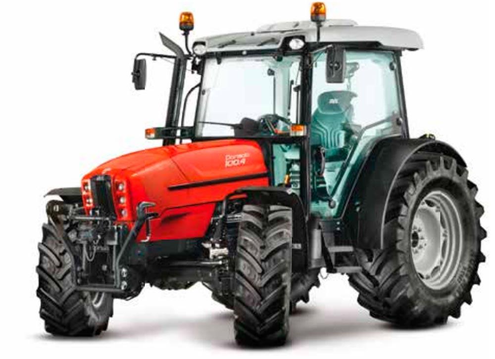 Same Dorado Tractor Agrícola
