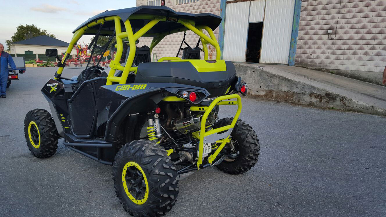 LOS ATV & SSV Can-am