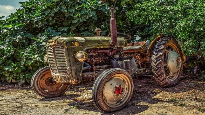 Aprobadas las bases del Plan Renove de maquinaria agrícola1920