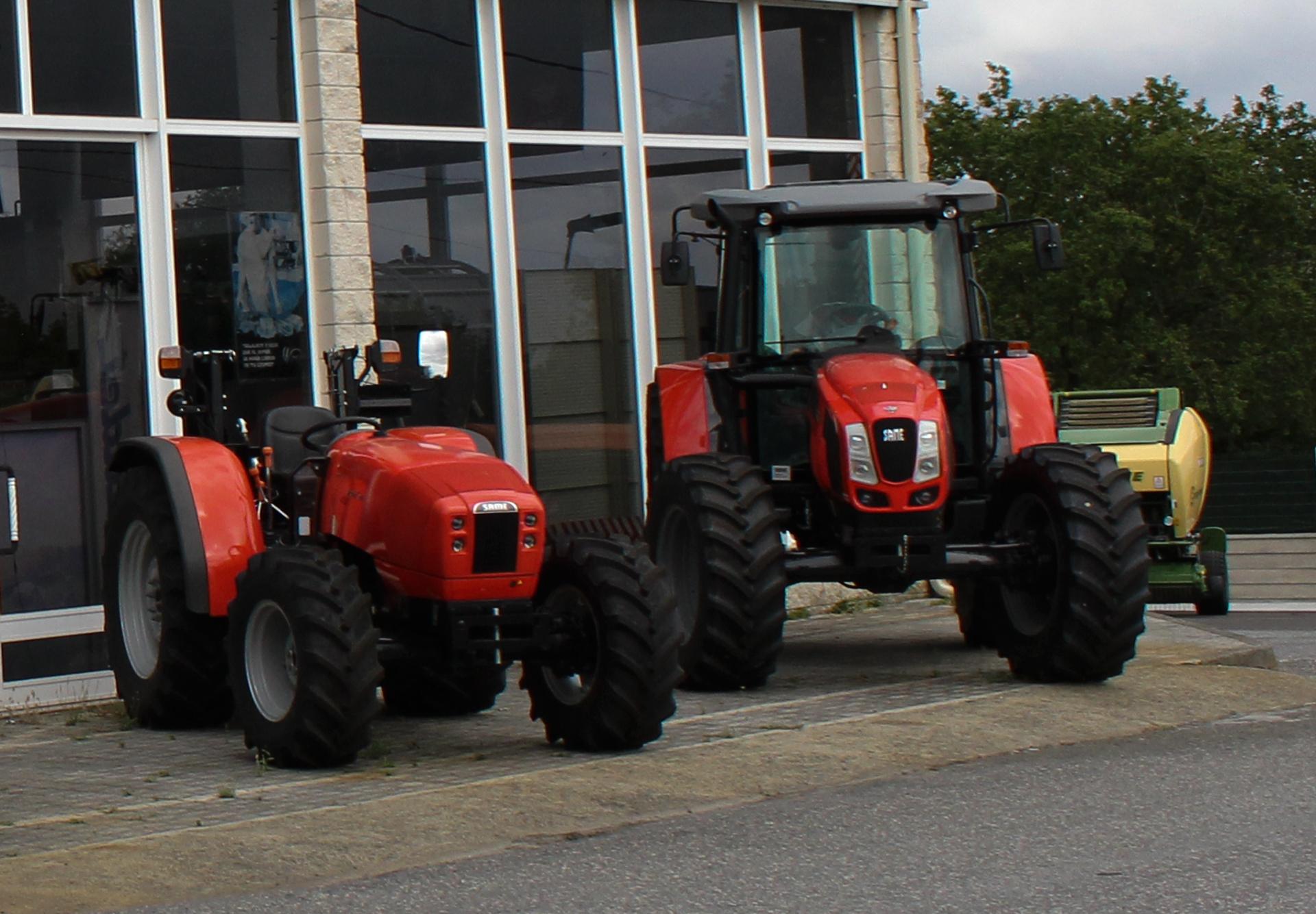 Pasar la itv a los tractores agrícolas