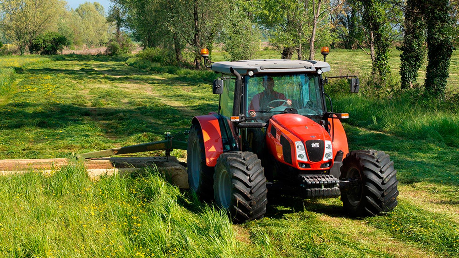 A tener en cuenta a la hora de elegir un neumático agrícola