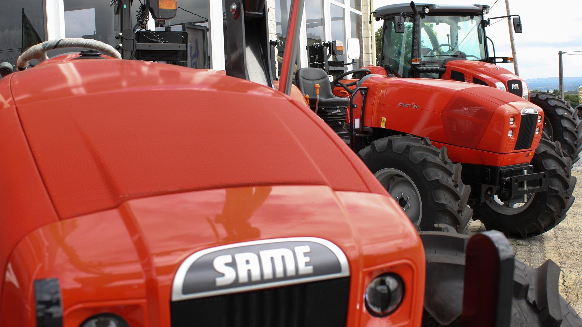 Ayudas para la compra de maquinaria agricola en regimen asociativo