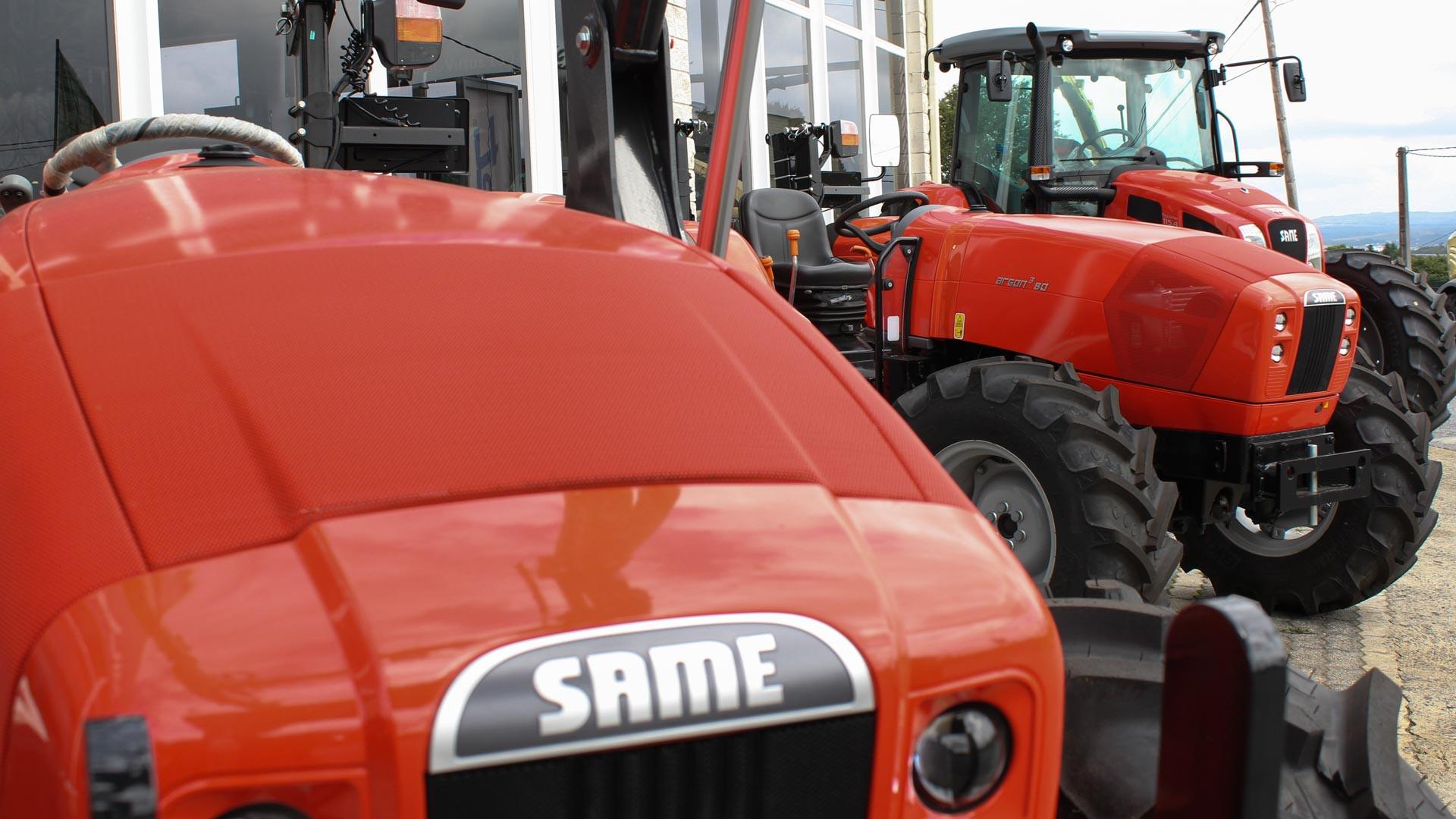 Si conduces un tractor lo primero responsabilidad.