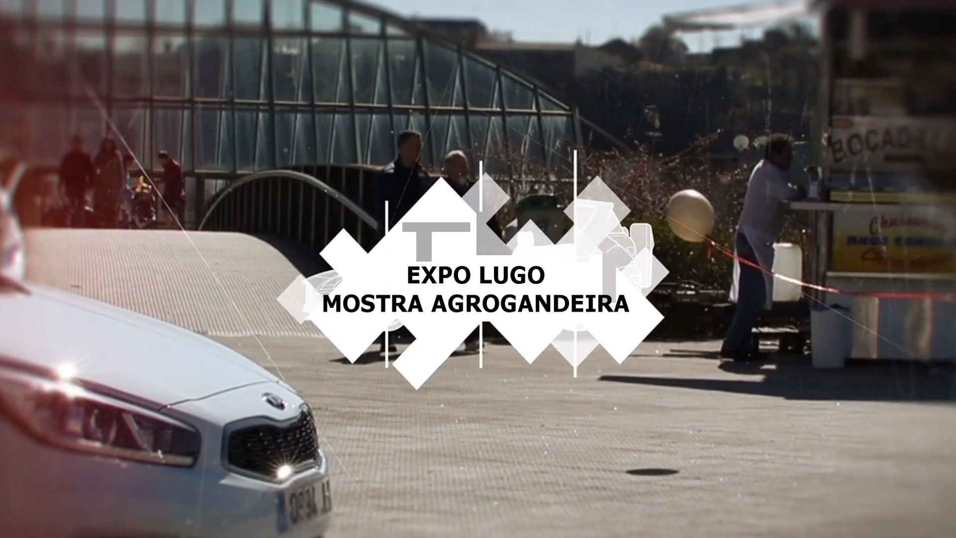 Expo Lugo Mostra Agrogandeira.