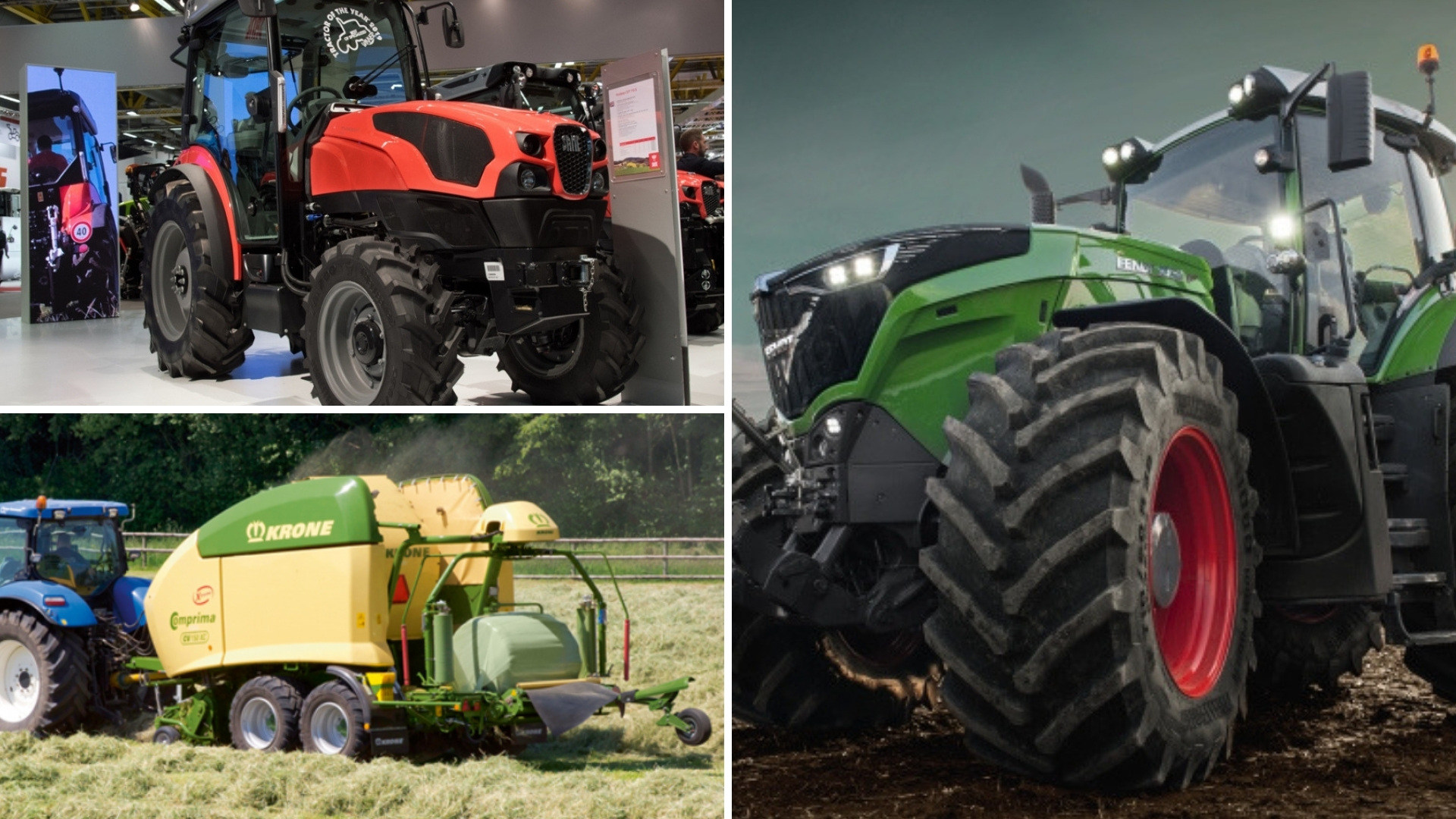 Cambios en la nueva ITV para vehículos agrícolas y forestales en 2019 1920