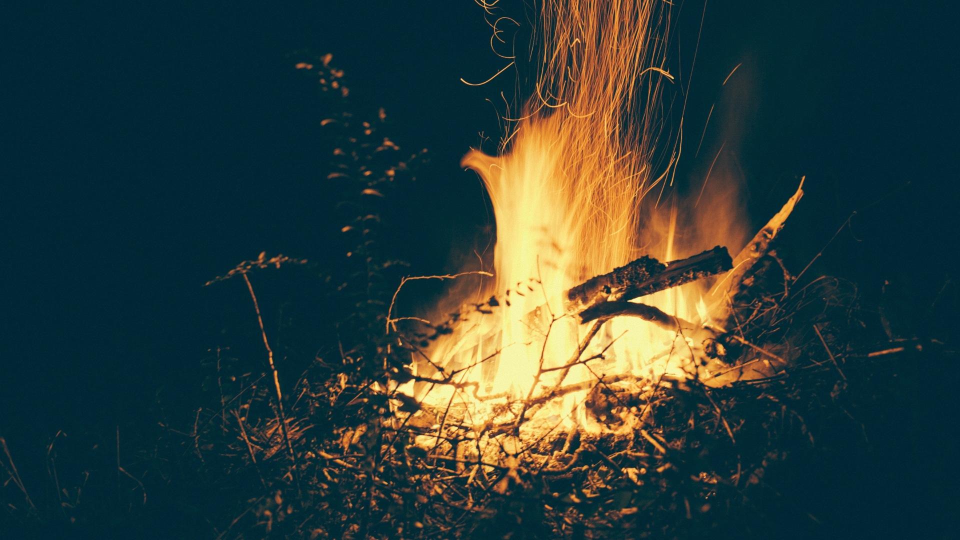 A partir de hoy quedan prohibidas las quemas de restos agricolas y forestales en Galicia 1920