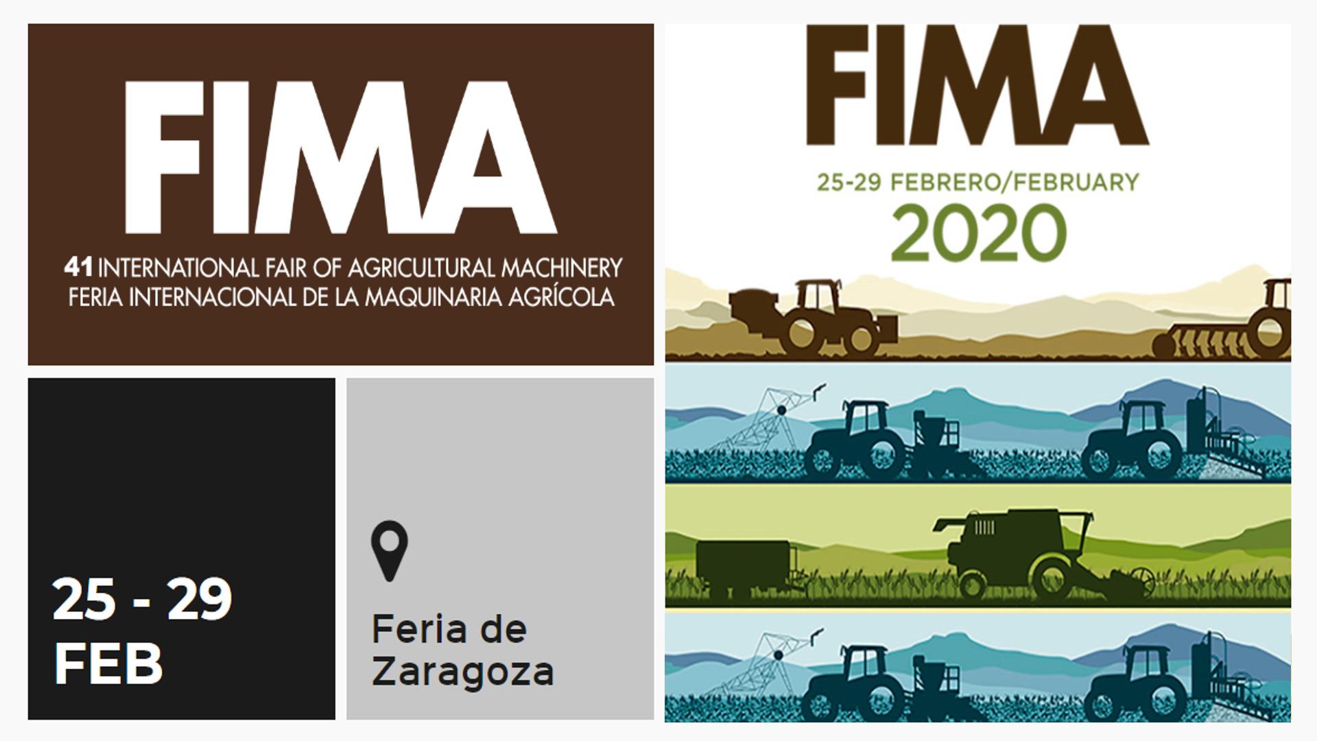 Feria Internacional de Maquinaria Agrícola (FIMA)1920