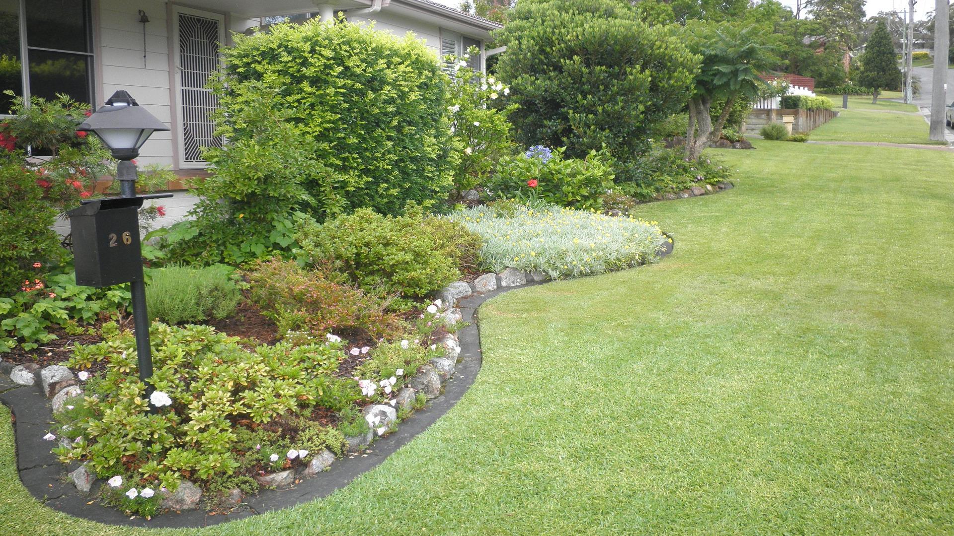 En otoño tambien hay que cuidar el jardin1920